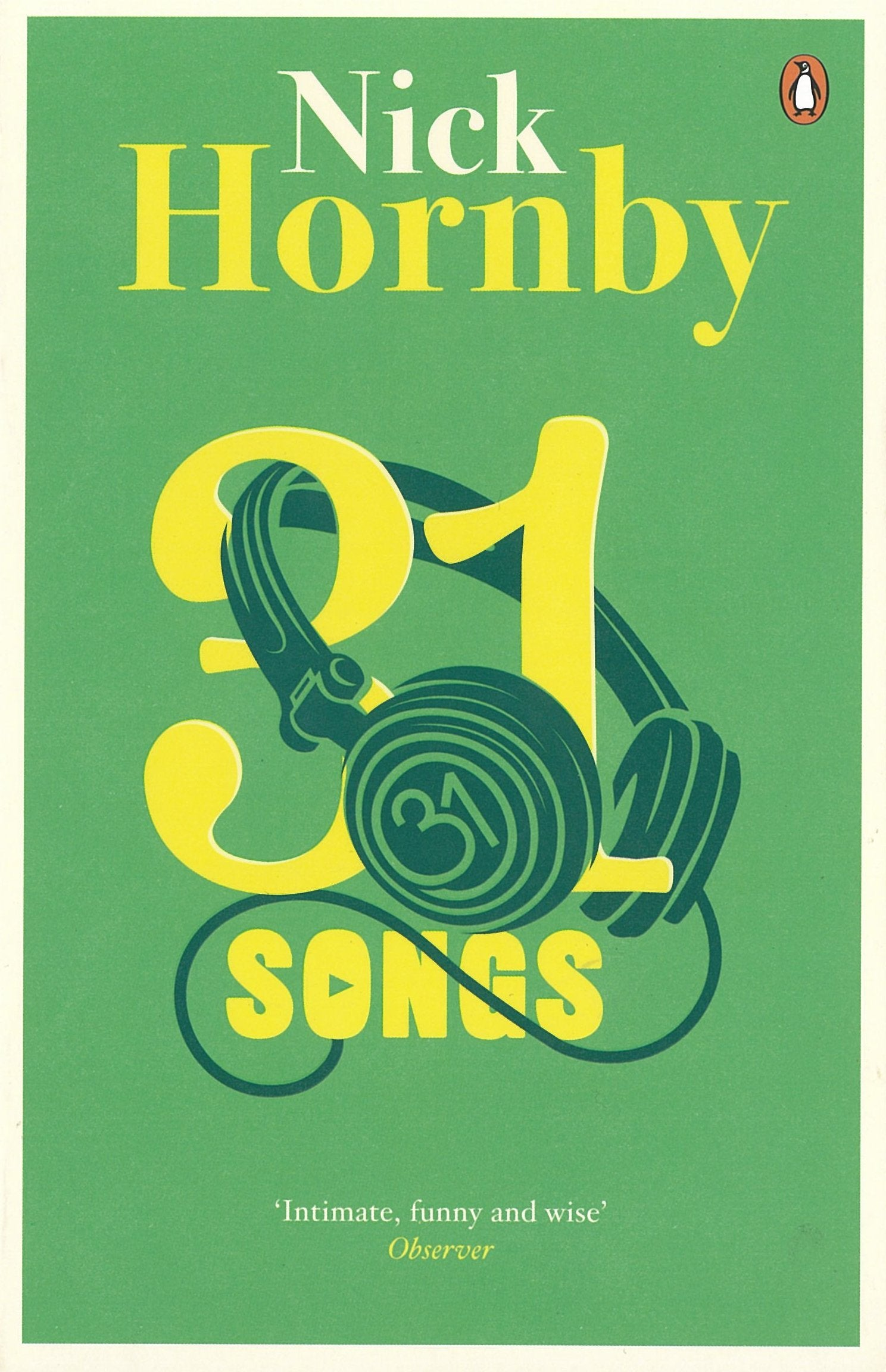 31 songs - Nick Hornby [BOOK]