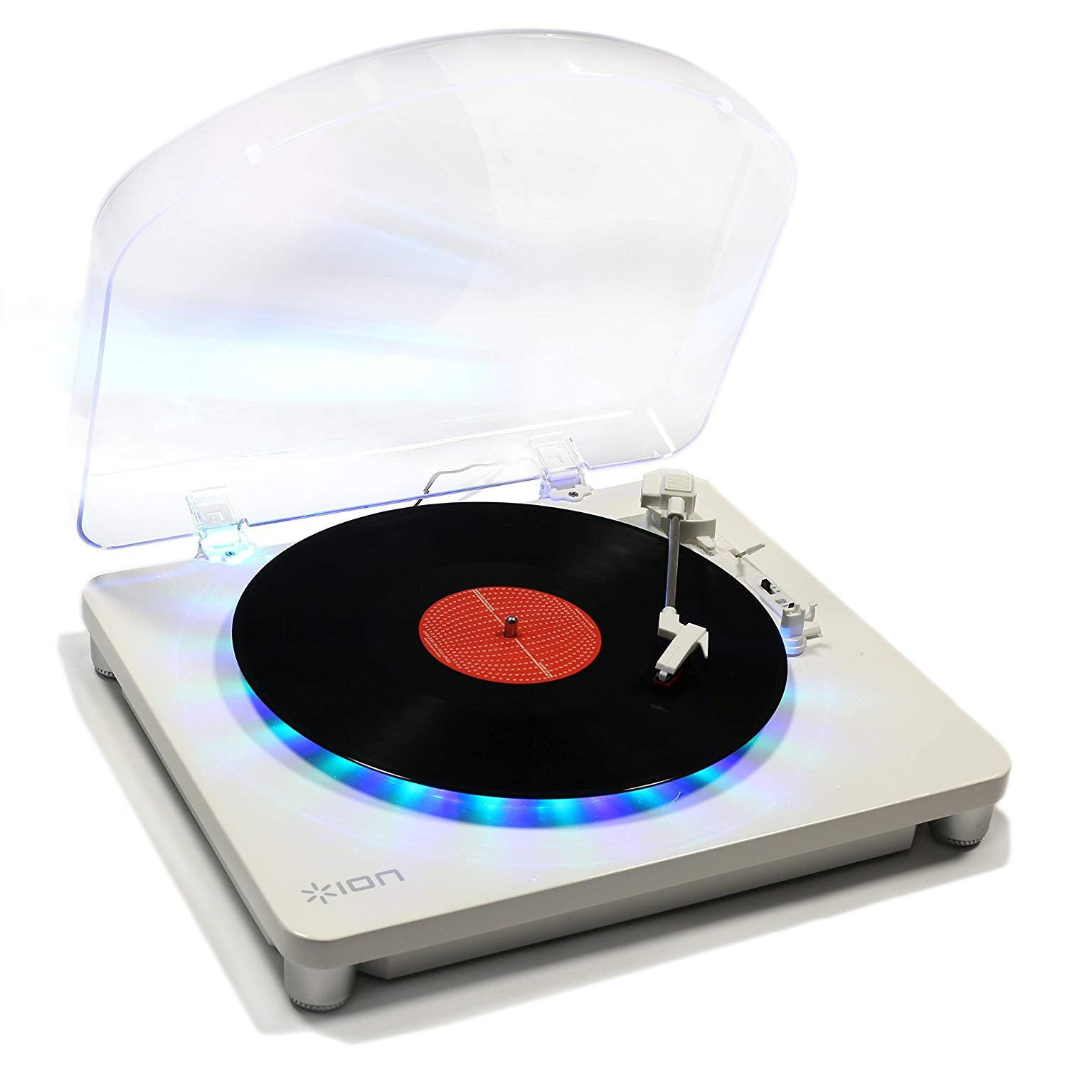 ION Audio Photon LP 3-Speed Turntable [Tech & Turntables]