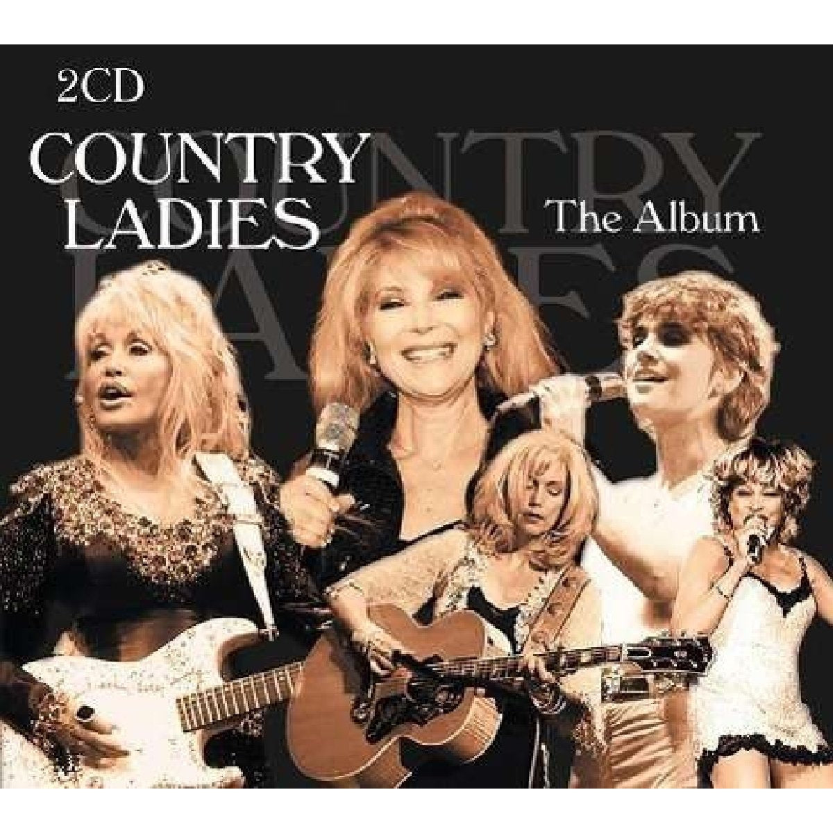 Country Ladies: The Album [2CD]