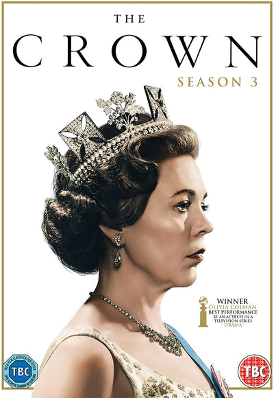 THE CROWN: Season 3 [Boxsets]