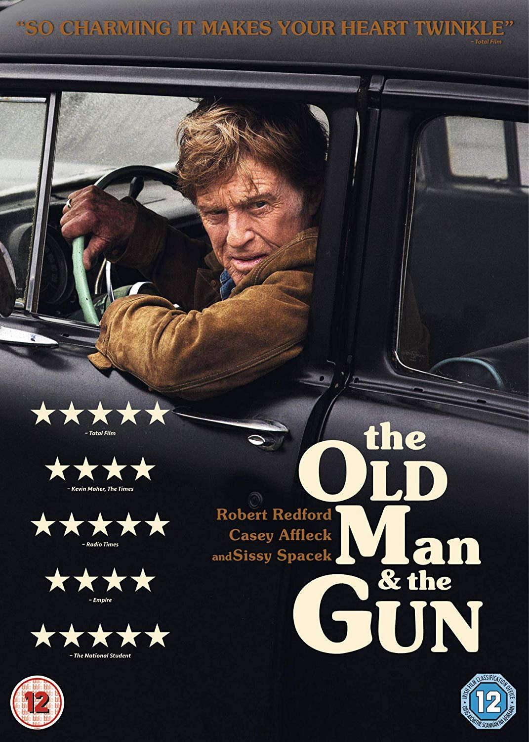 The Old Man and the Gun - David Lowery [DVD]