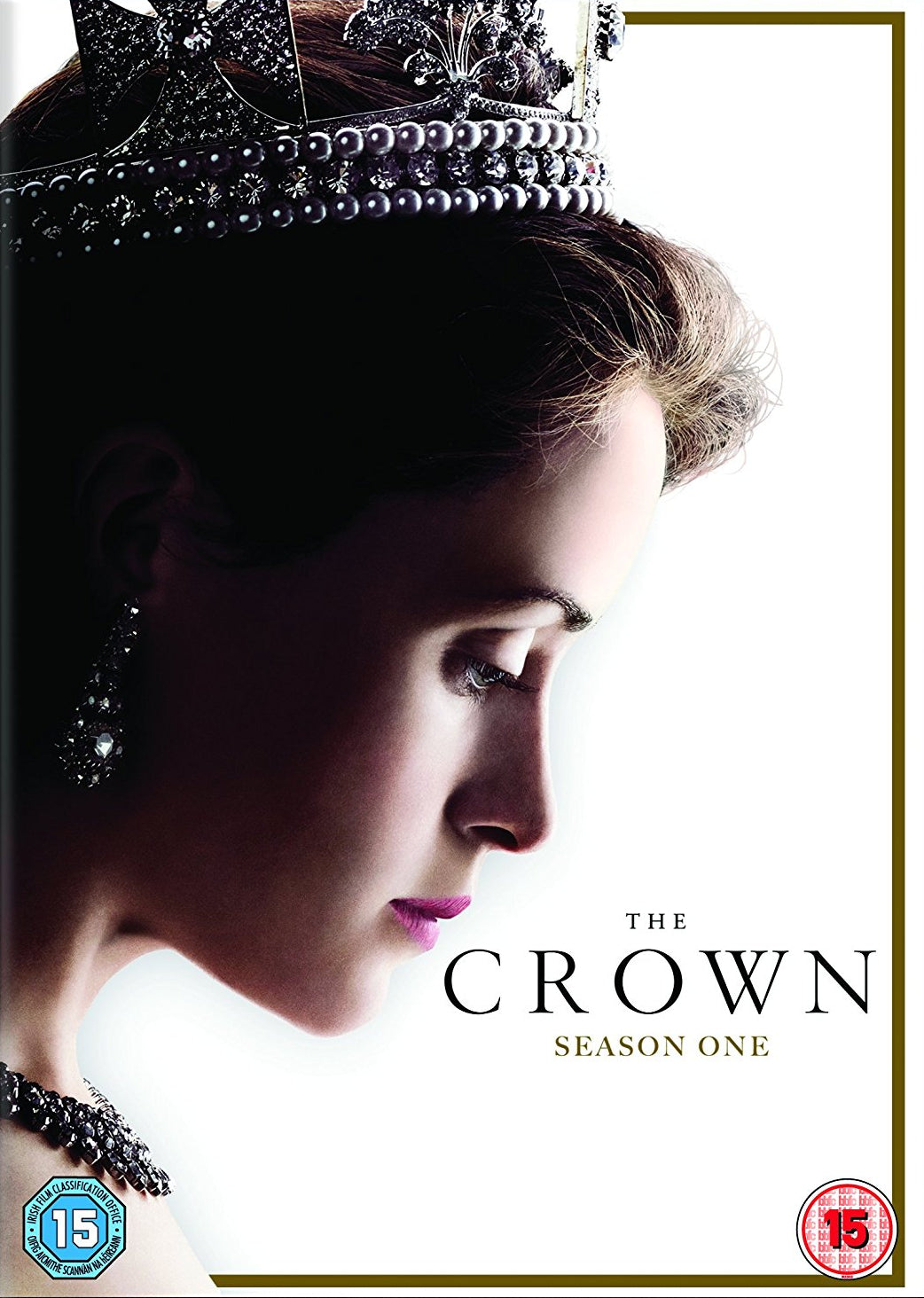 The Crown: Season One - Peter Morgan [DVD]