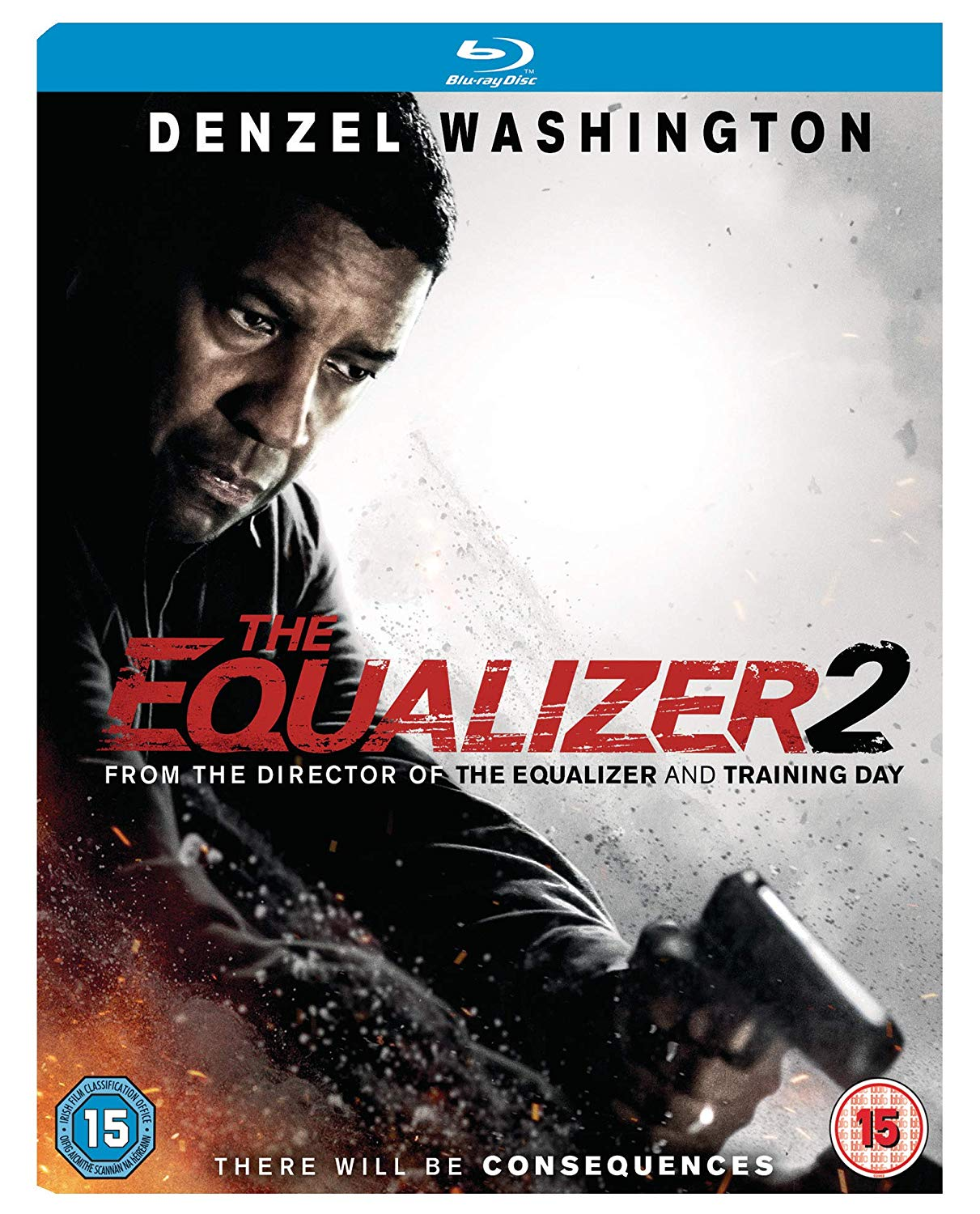 The Equalizer 2 - Richard Lindheim [BLU-RAY]