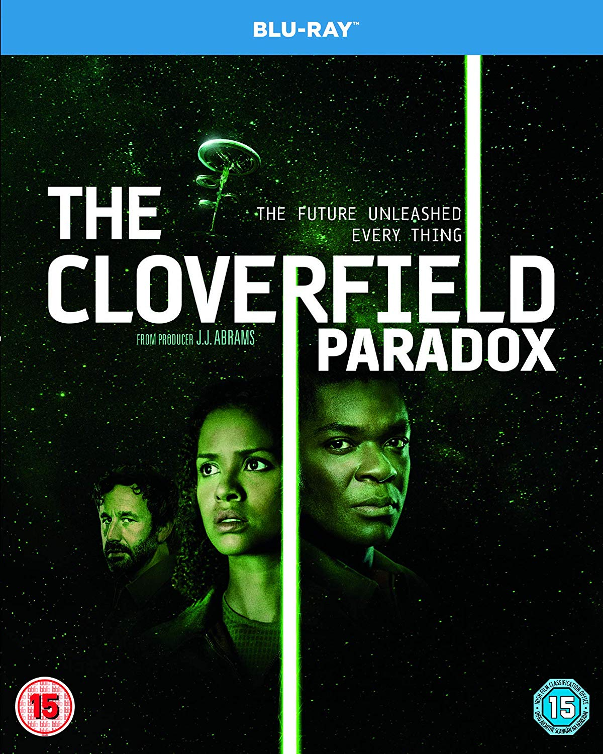 The Cloverfield Paradox - Julius Onah [BLU RAY]