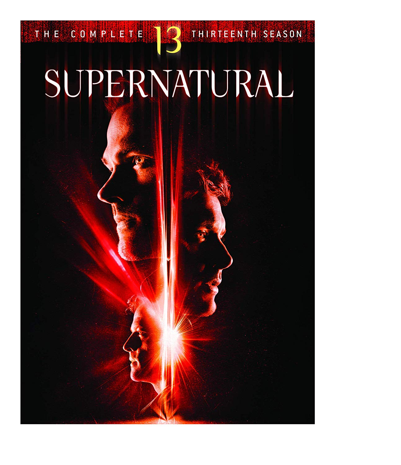 Supernatural: The Complete Thirteenth Season [DVD]