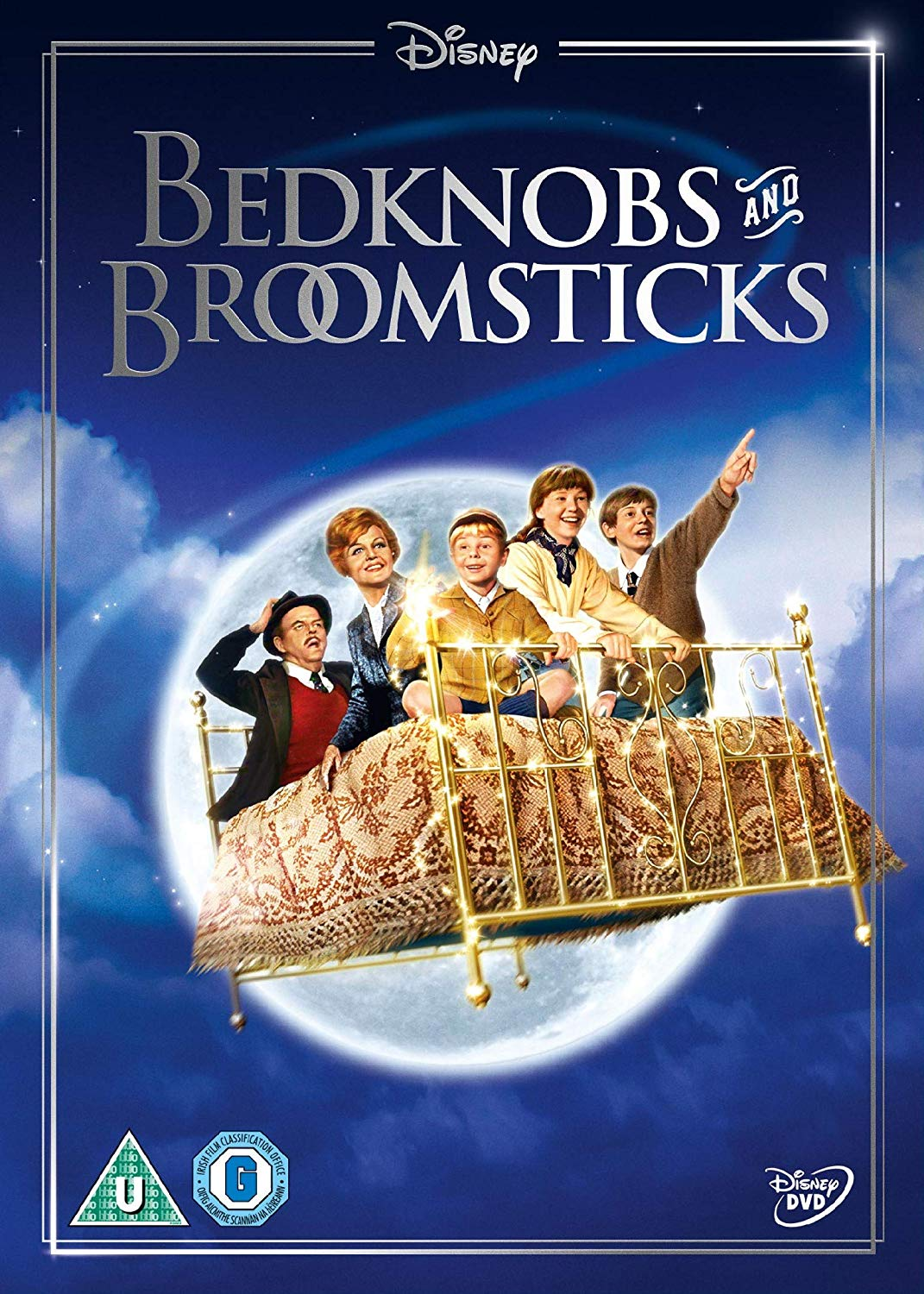 Bedknobs And Broomsticks [Kids DVD]