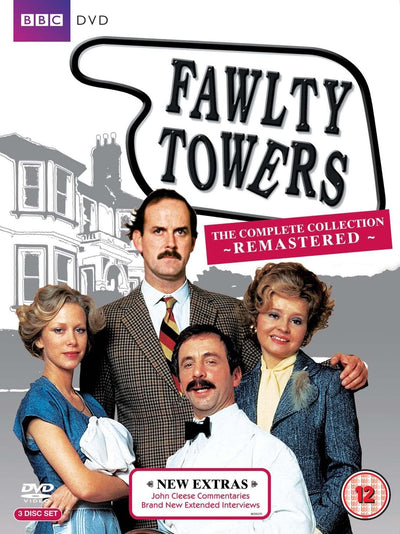 Fawlty Towers - The Complete Collection (Remastered) [DVD]