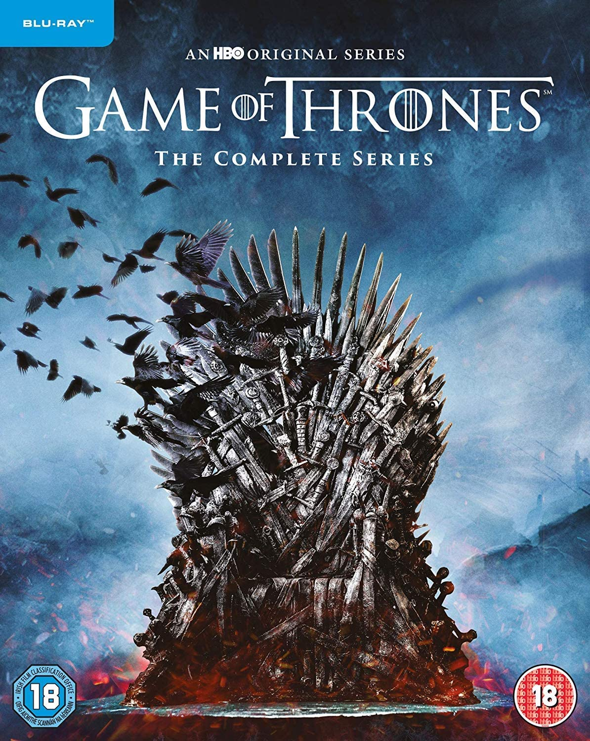Game of Thrones: The Complete Series (2019) [BLU-RAY]