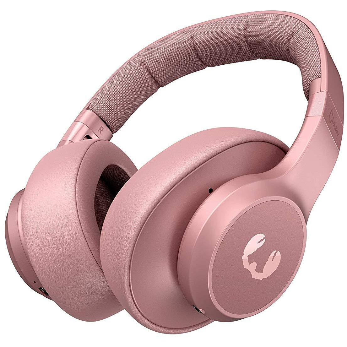 Fresh 'n' Rebel Headphones CLAM Dusty Pink | On-Ear Bluetooth Headphones [Accessories]