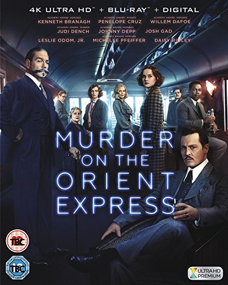 Murder on the Orient Express (2017) - 4K UHD