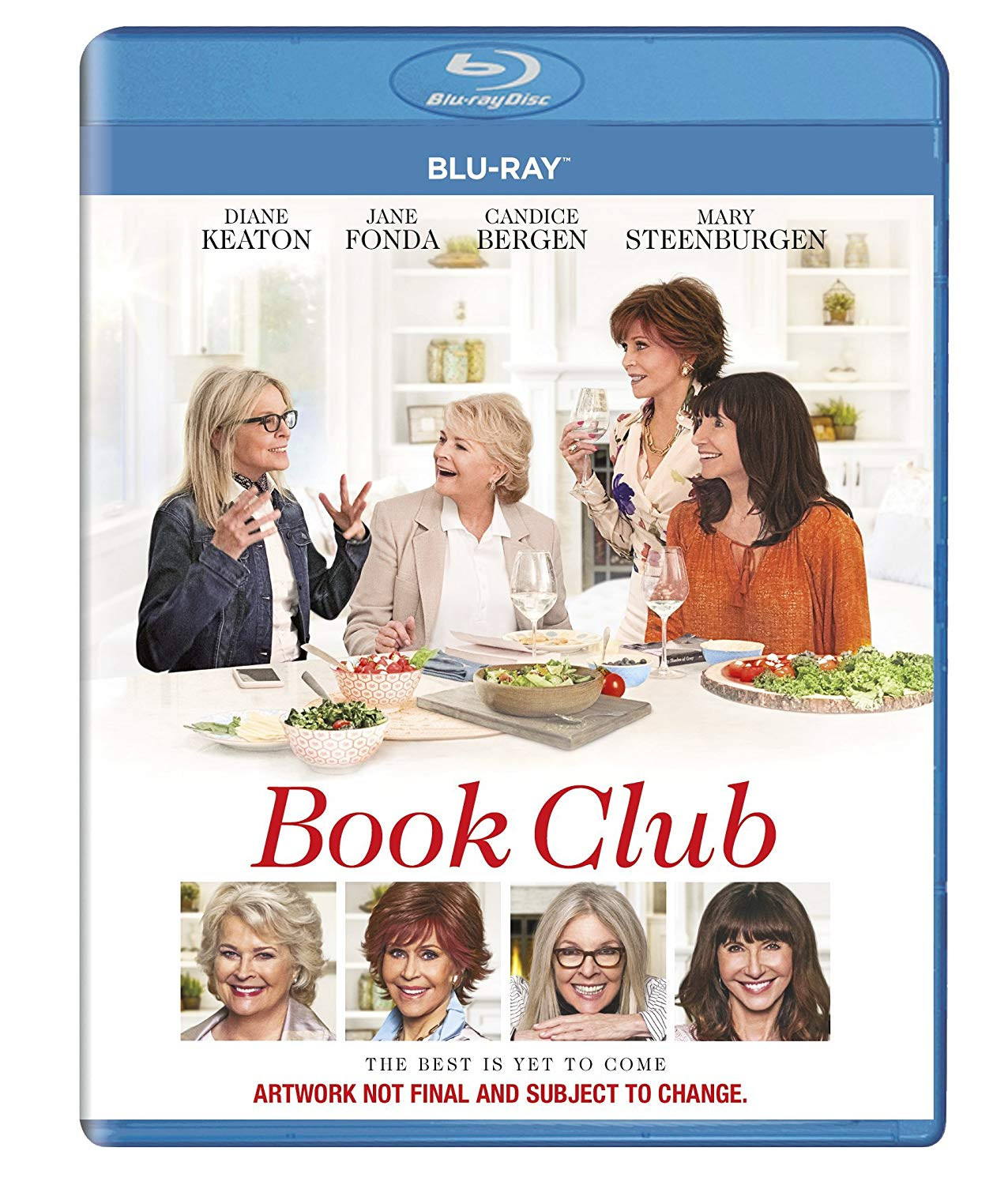 Book Club - Bill Holderman [BLU-RAY]
