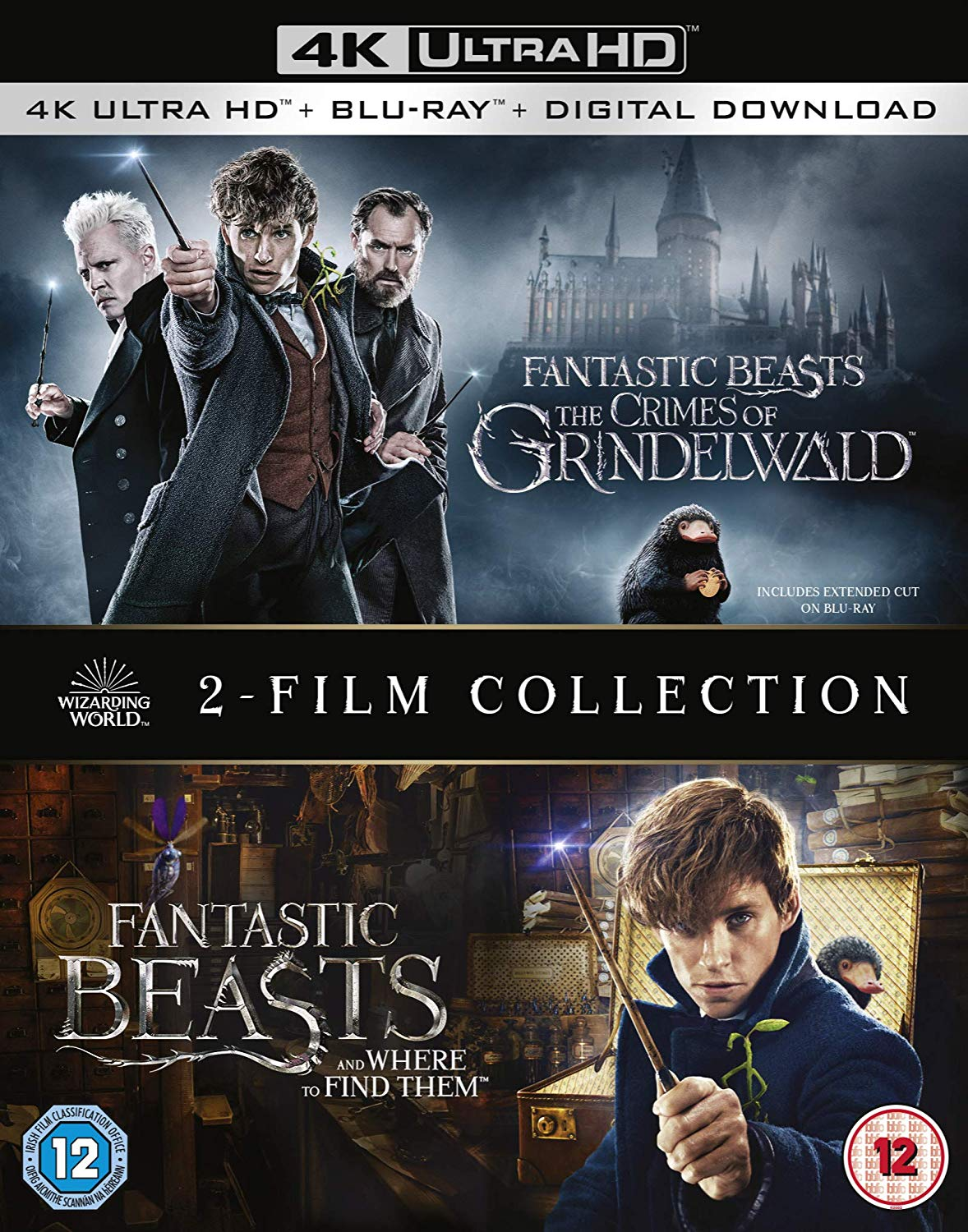 Fantastic Beasts: 2-film Collection - David Yates [4K]