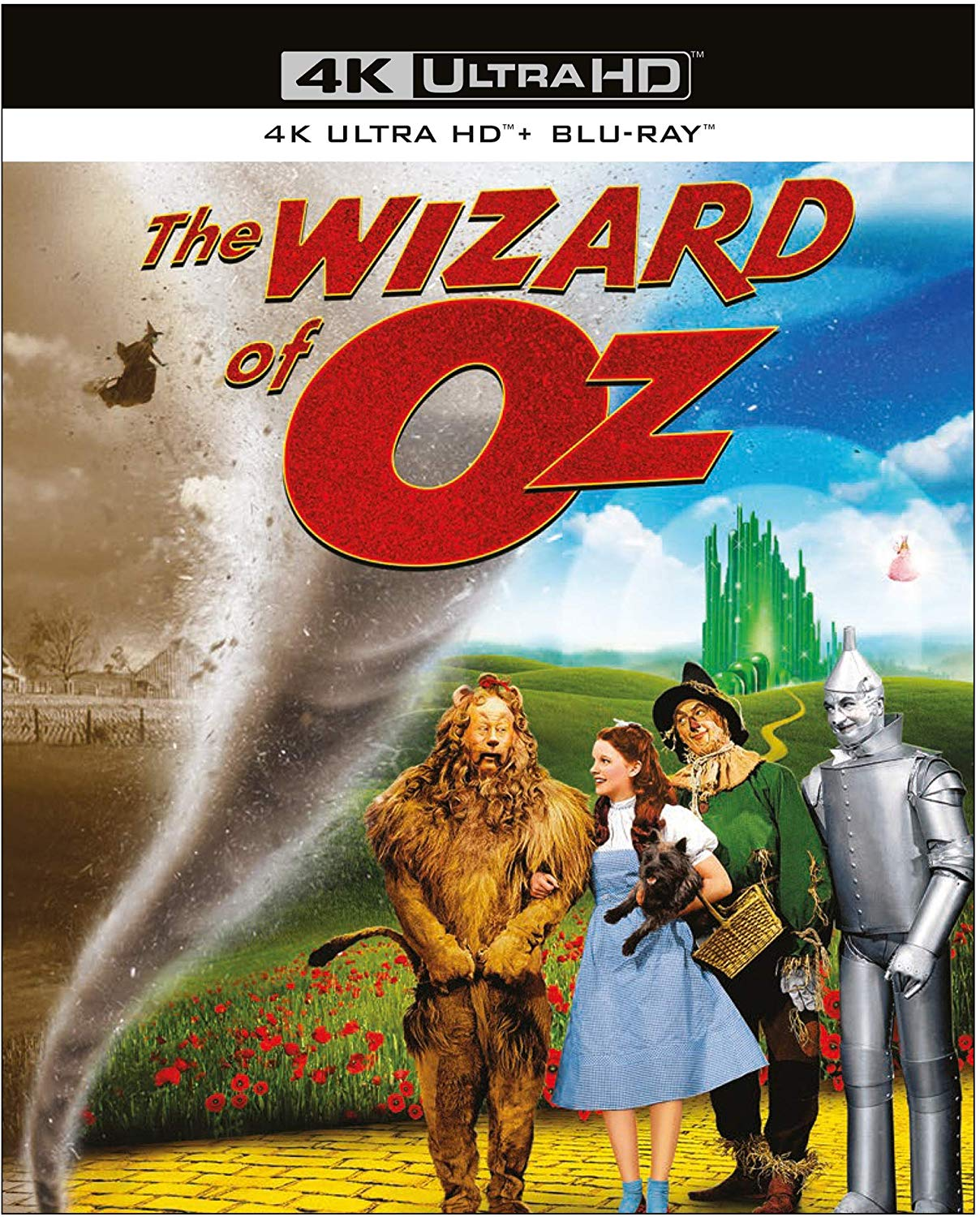The Wizard of Oz 4K [Blu-Ray]