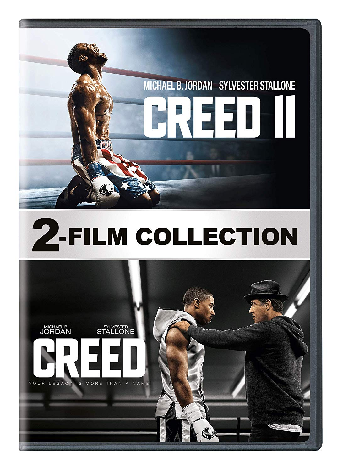 Creed: 2 Film Collection - Ryan Coogler [DVD]