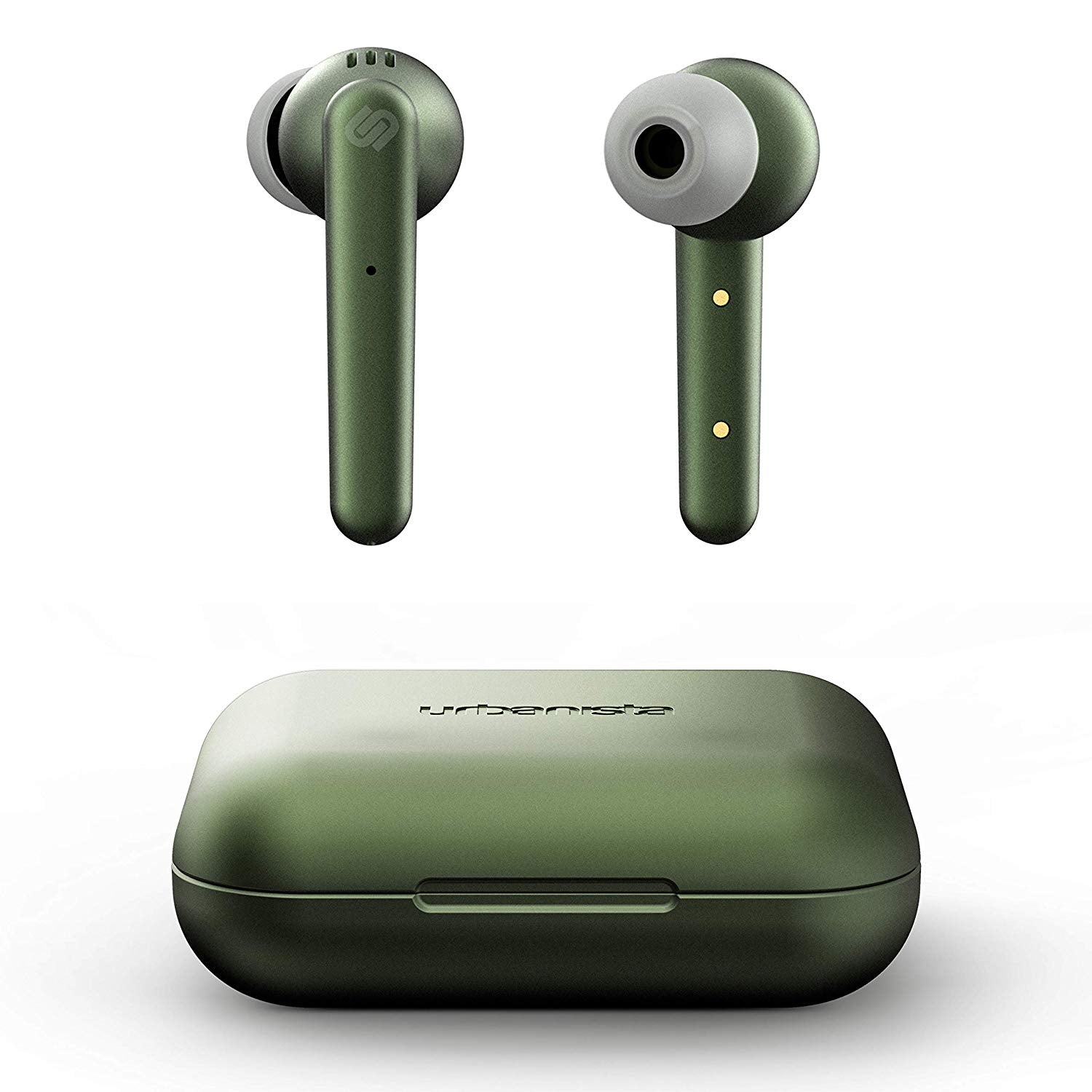 Urbanista Paris True Wireless Earphones - Green [Accessories]