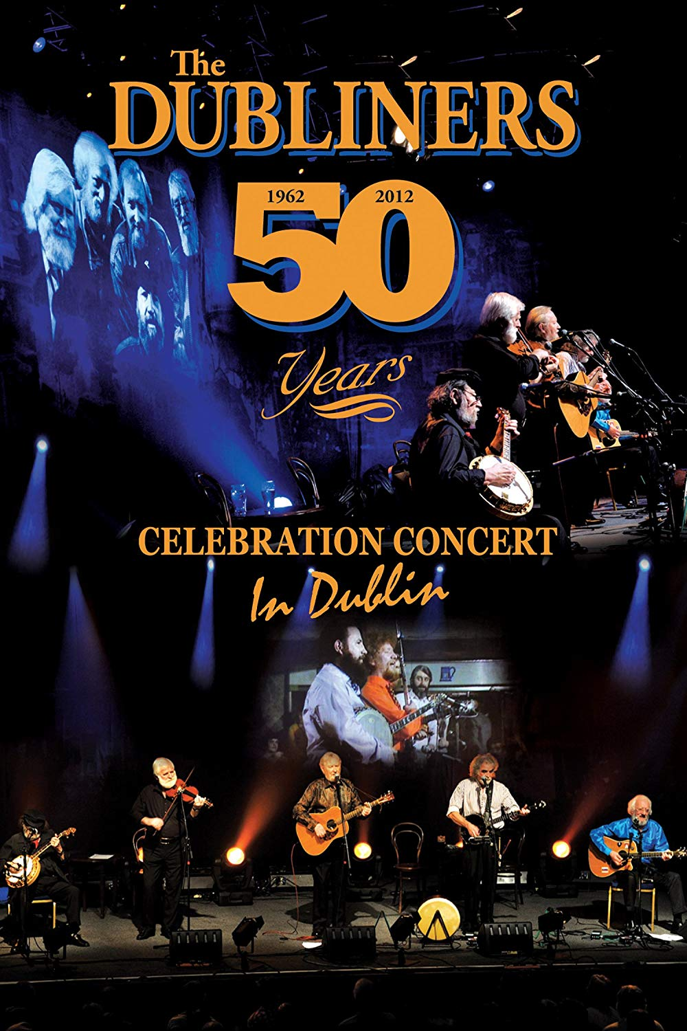 The Dubliners: 50 Years [DVD]