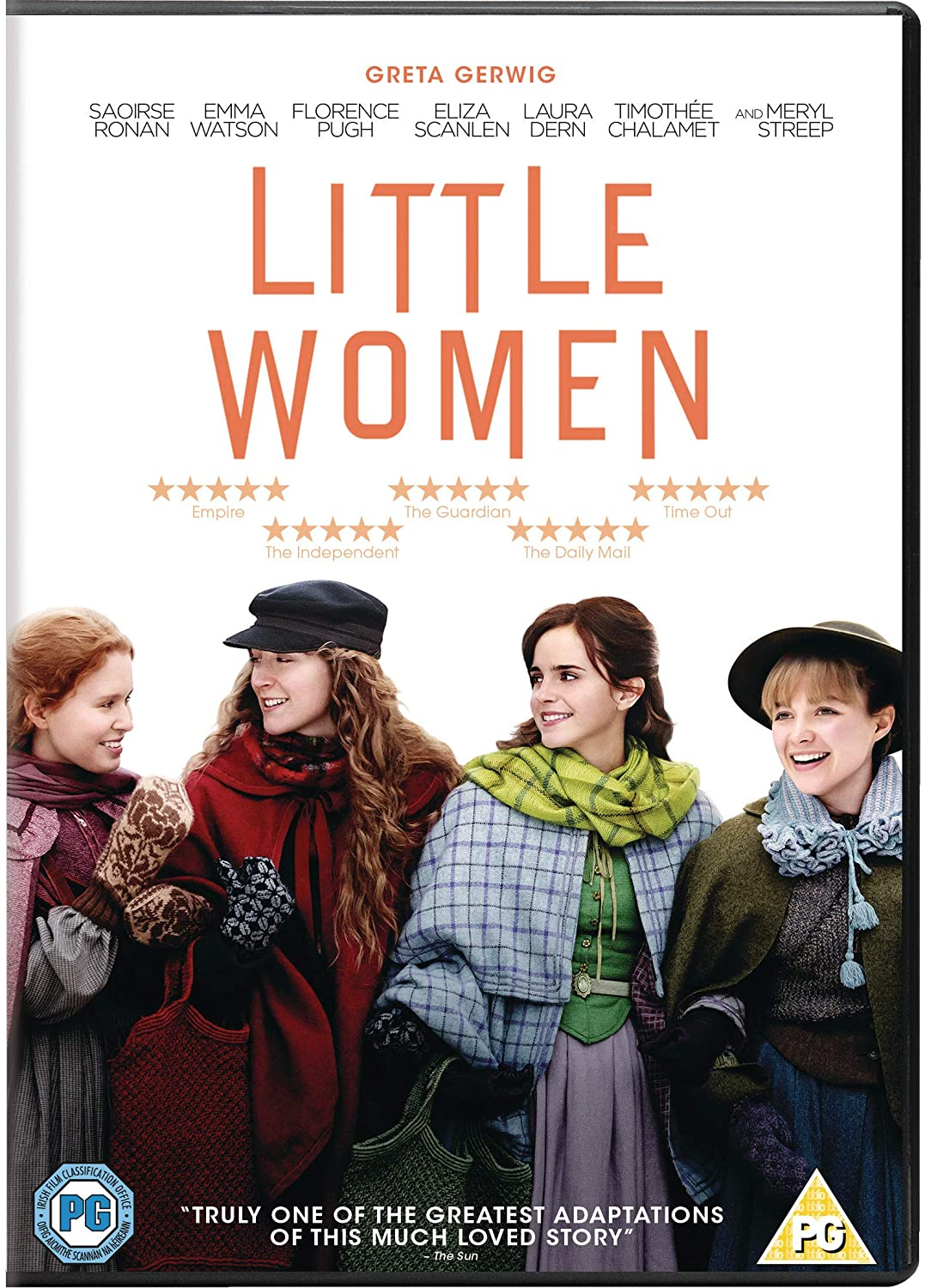 Little Women - Greta Gerwig [DVD]