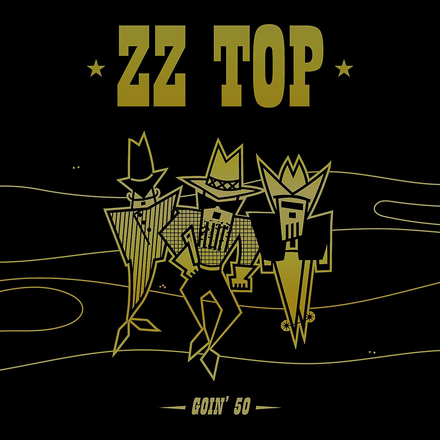 Goin' 50:   - ZZ Top 3CD [CD] PRE-ORDER NOW (DATE TBC)