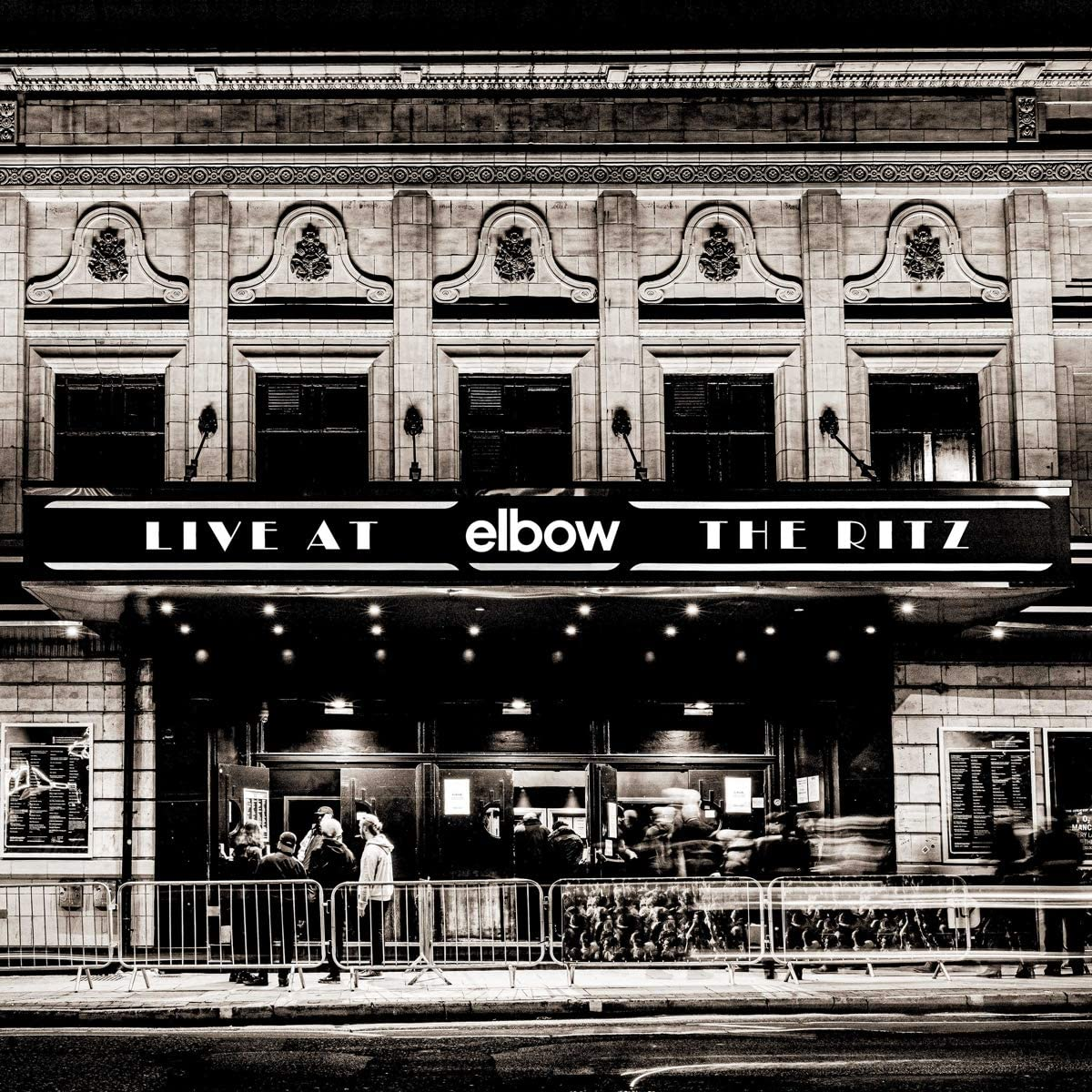 Live at The Ritz - An Acoustic Performance:- Elbow [VINYL]