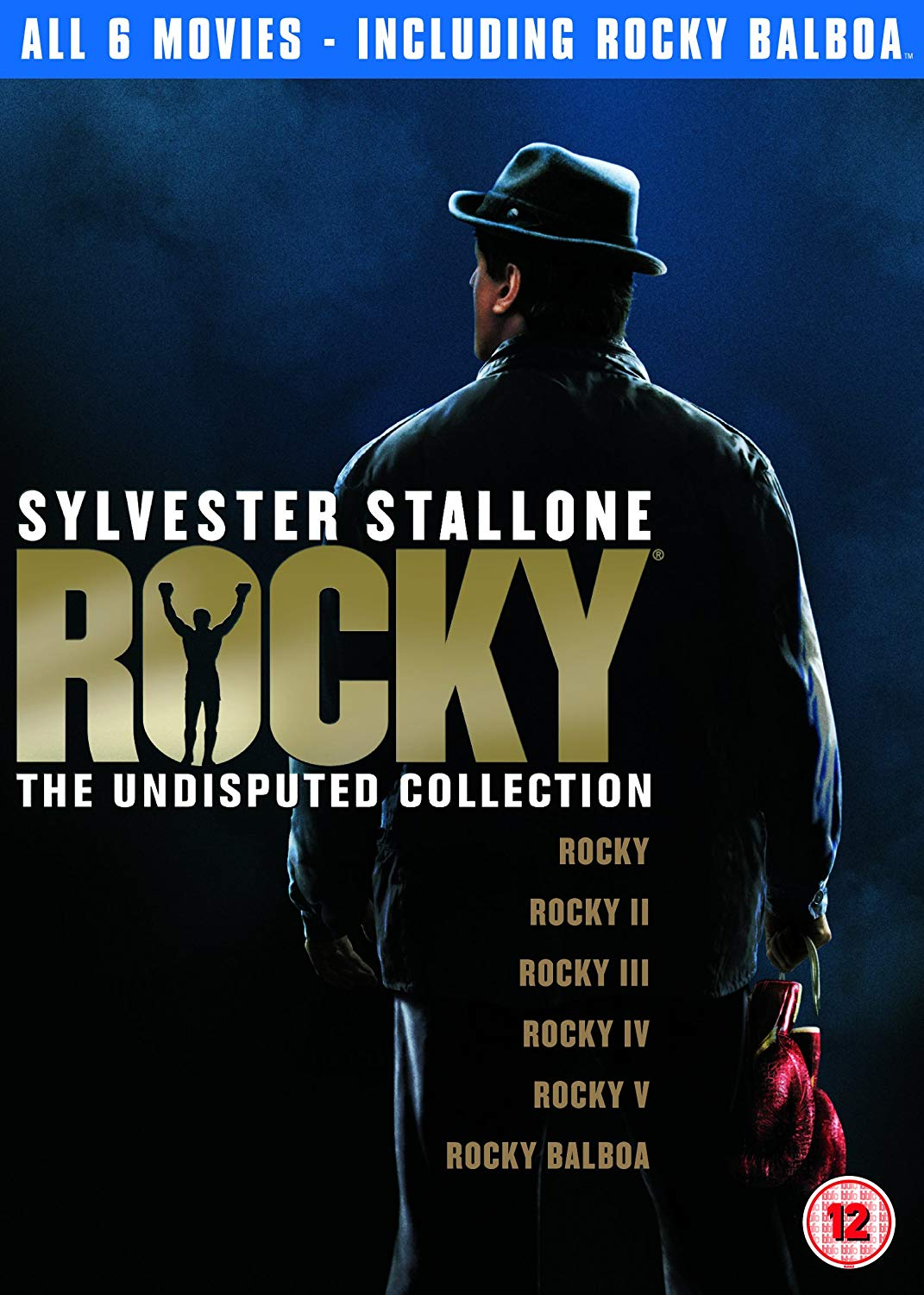 Rocky: The Undisputed Collection - Thomas Chong [DVD]