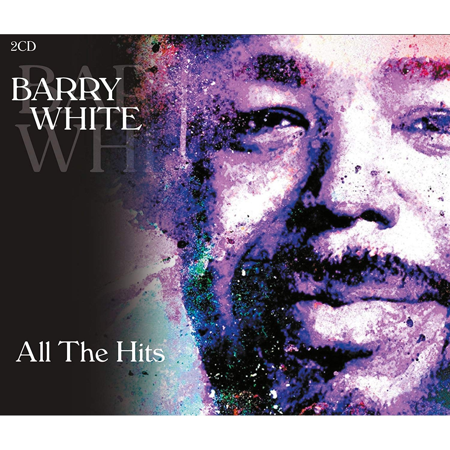 Barry White: All The Hits [CD]