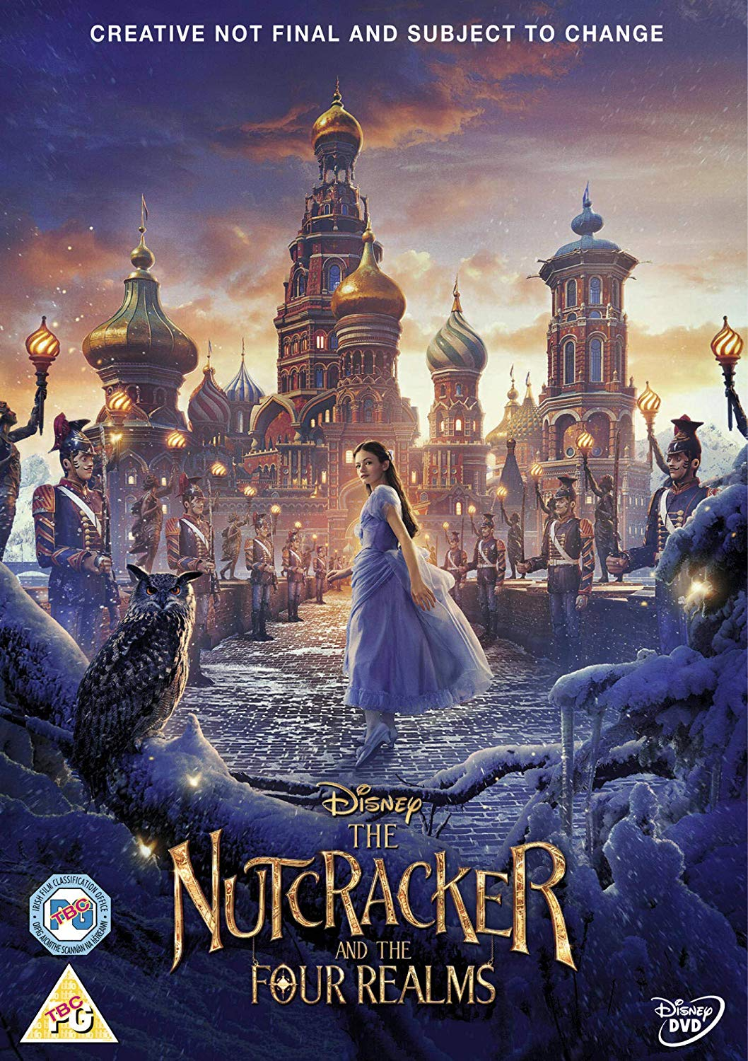 The Nutcracker and the Four Realms - Lasse Hallstrom [DVD]