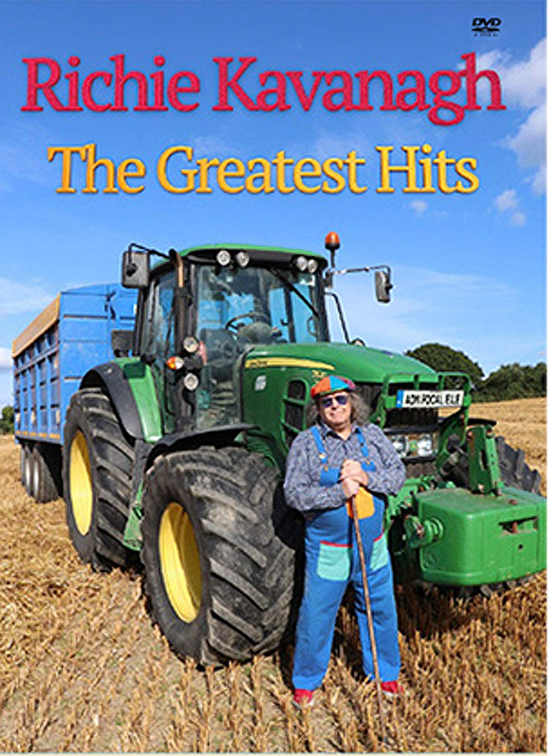 Richie Kavanagh Greatest Hits Dvd[DVD]