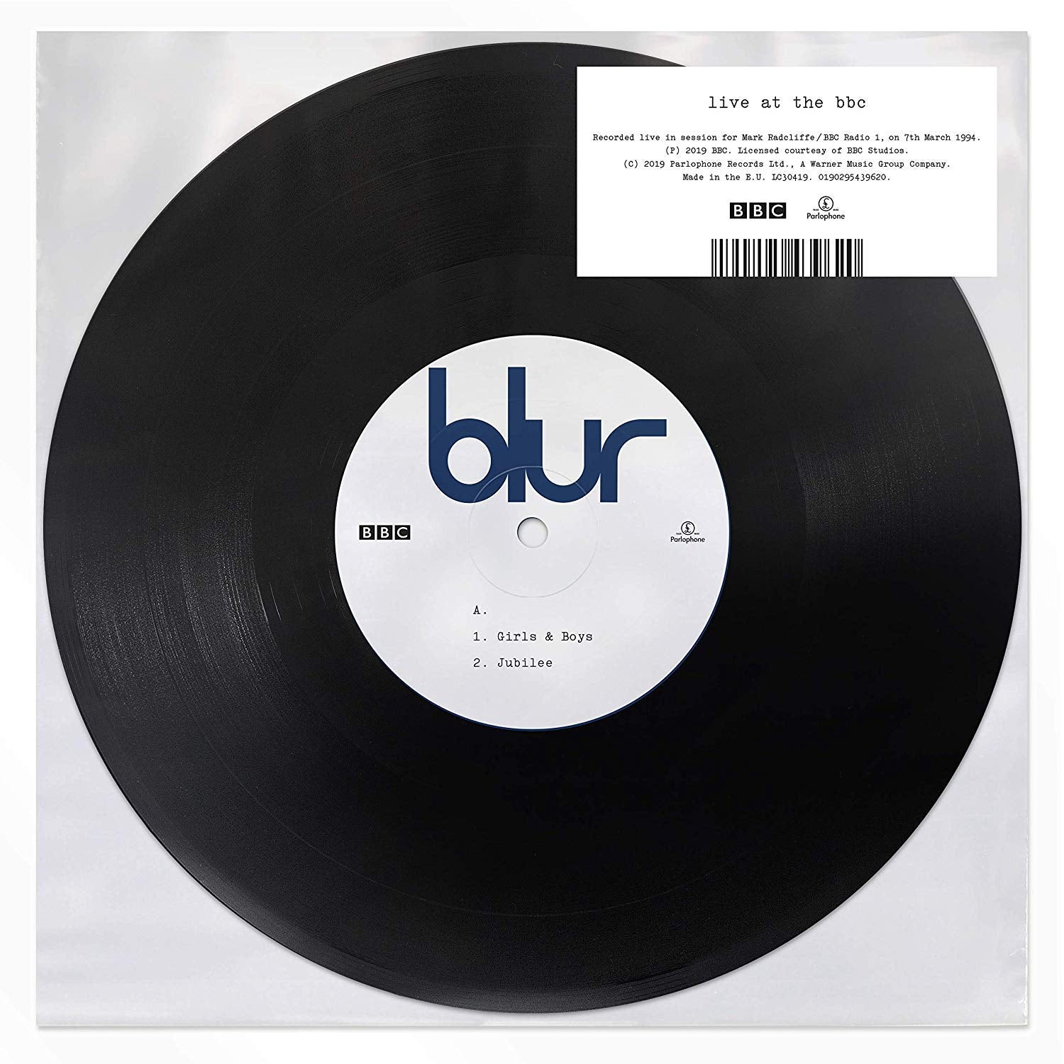 Live at the BBC: - Blur [VINYL]