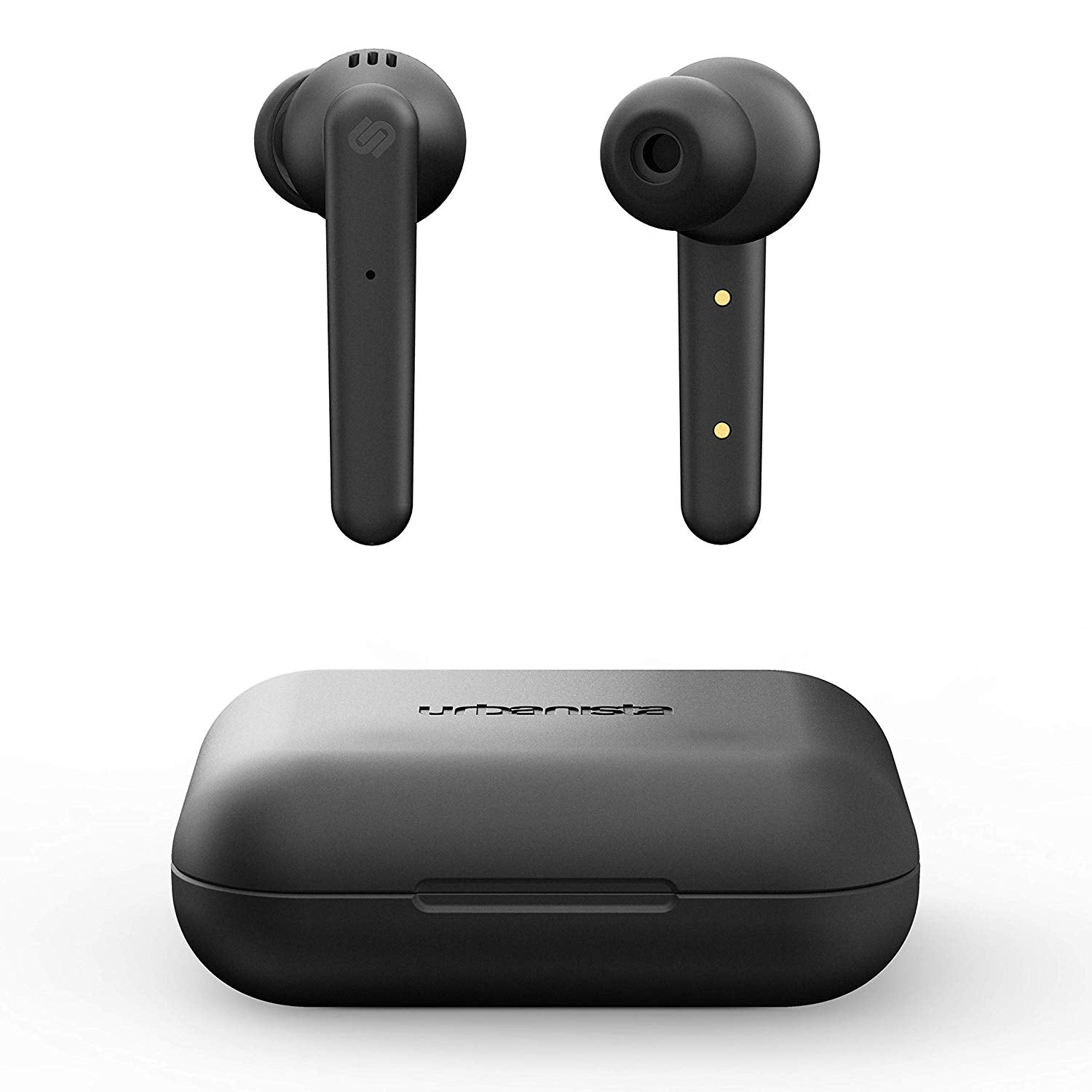 Urbanista Paris True Wireless Earphones - Black [Accessories]