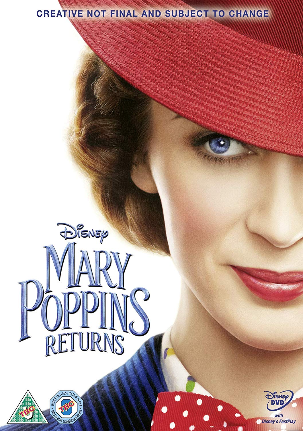 Mary Poppins Returns - Rob Marshall [DVD]