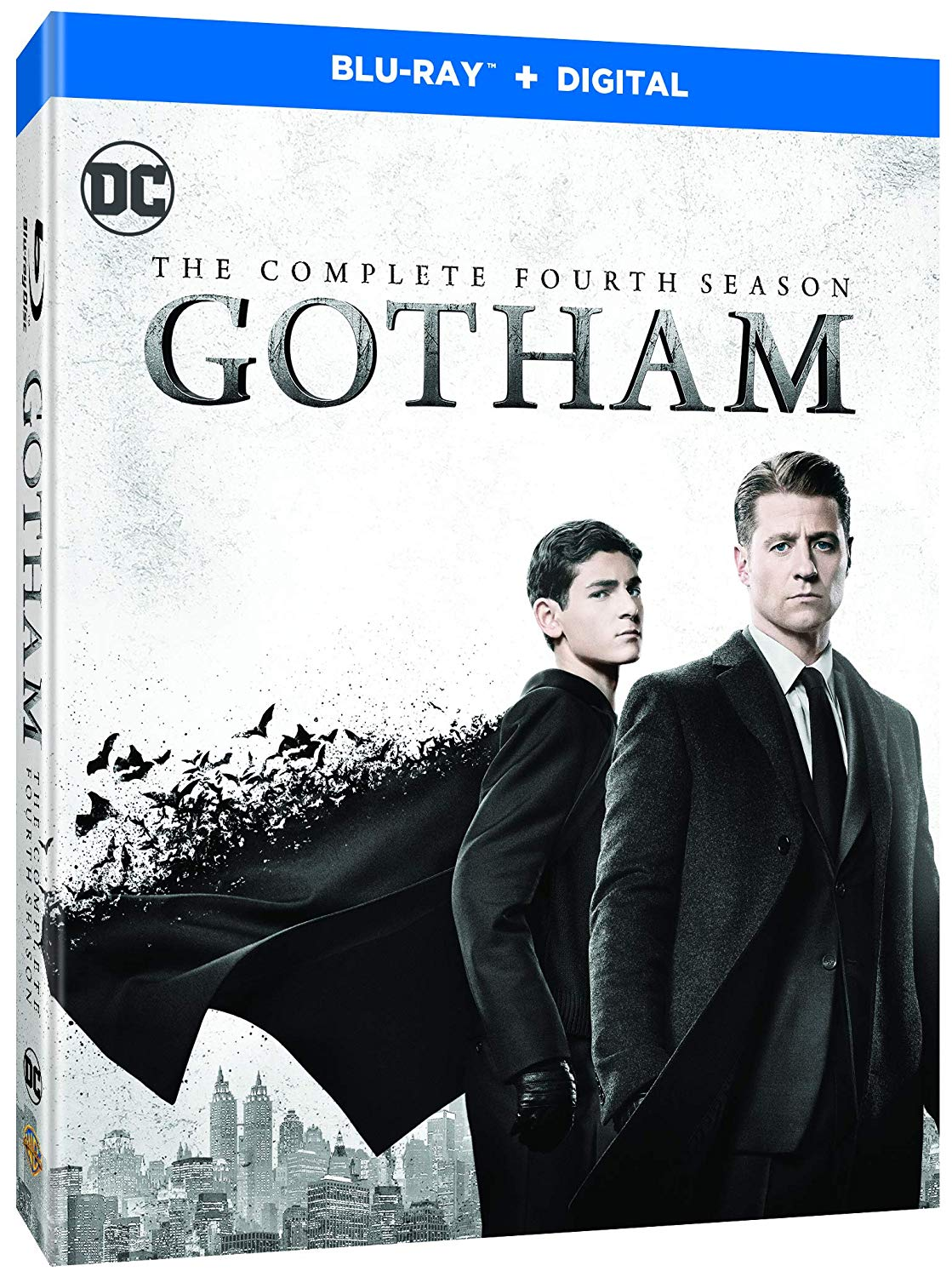 Gotham: The Complete Fourth Season [BLU-RAY]