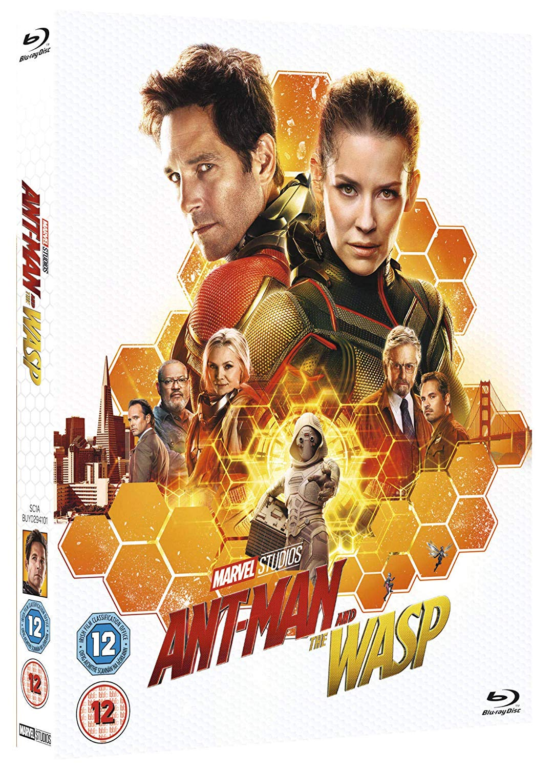 Ant-Man and the Wasp - Peyton Reed [BLU-RAY]