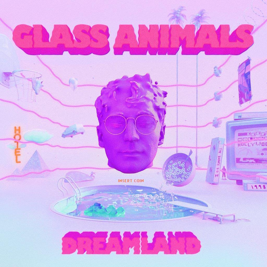 Glass Animals - Dreamland [Colour Vinyl]