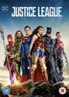 Justice League - Zack Snyder - DVD