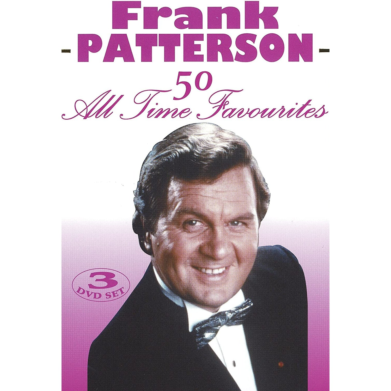 Frank Patterson - 50 All Time Favs [DVD]