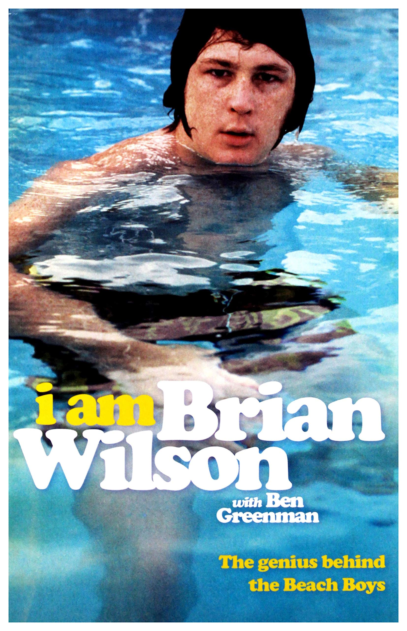 I AM BRIAN WILSON [Books]