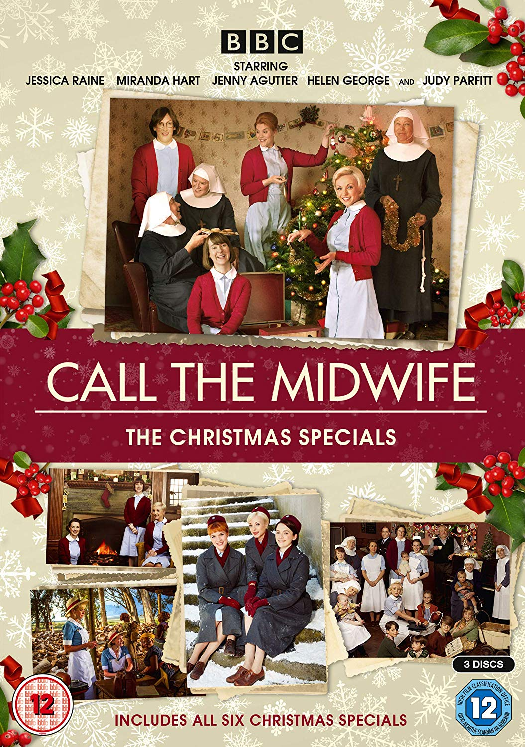 Call The Midwife Christmas Special.Call The Midwife The Christmas Specials Heidi Thomas Dvd