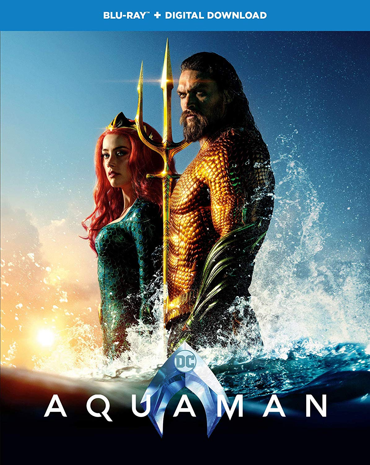 Aquaman - James Wan [BLU RAY]