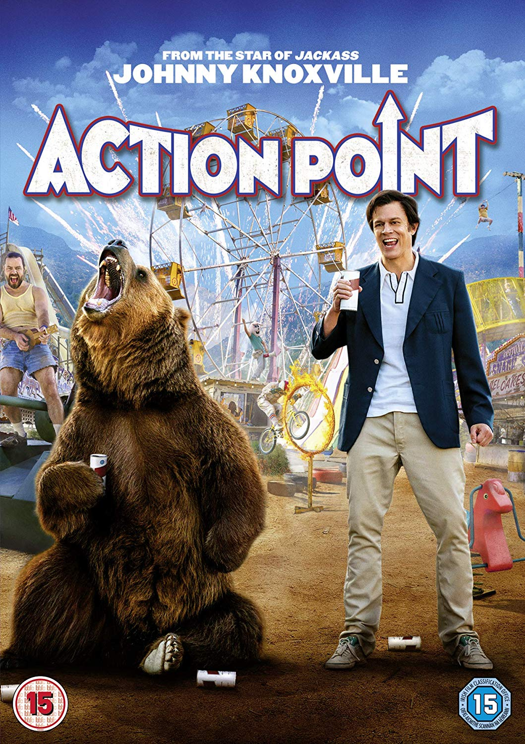 Action Point - Tim Kirkby [DVD]