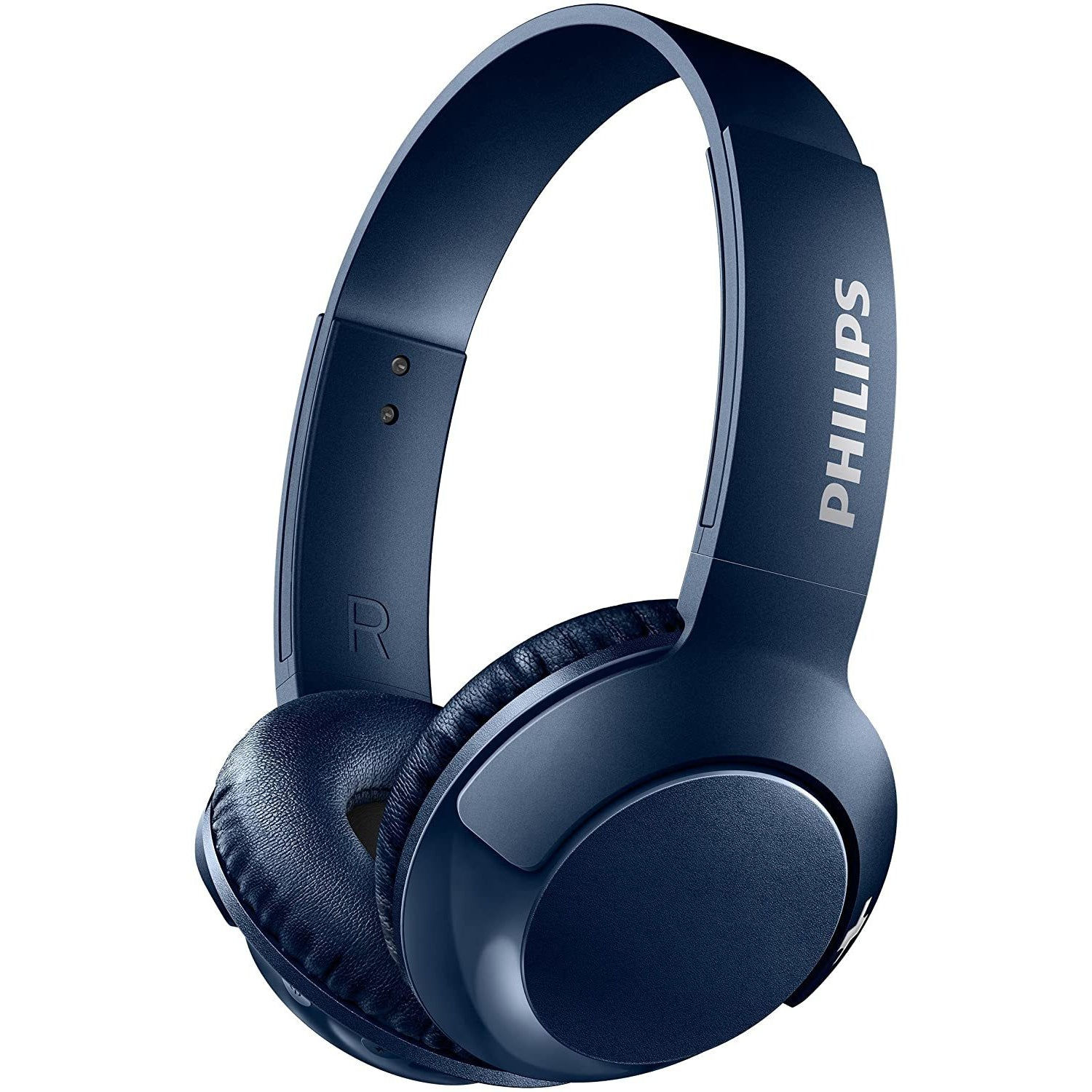 Philips on-ear headphones SHB3075BL/00 on-ear Bluetooth headphones - Blue [Accessories]