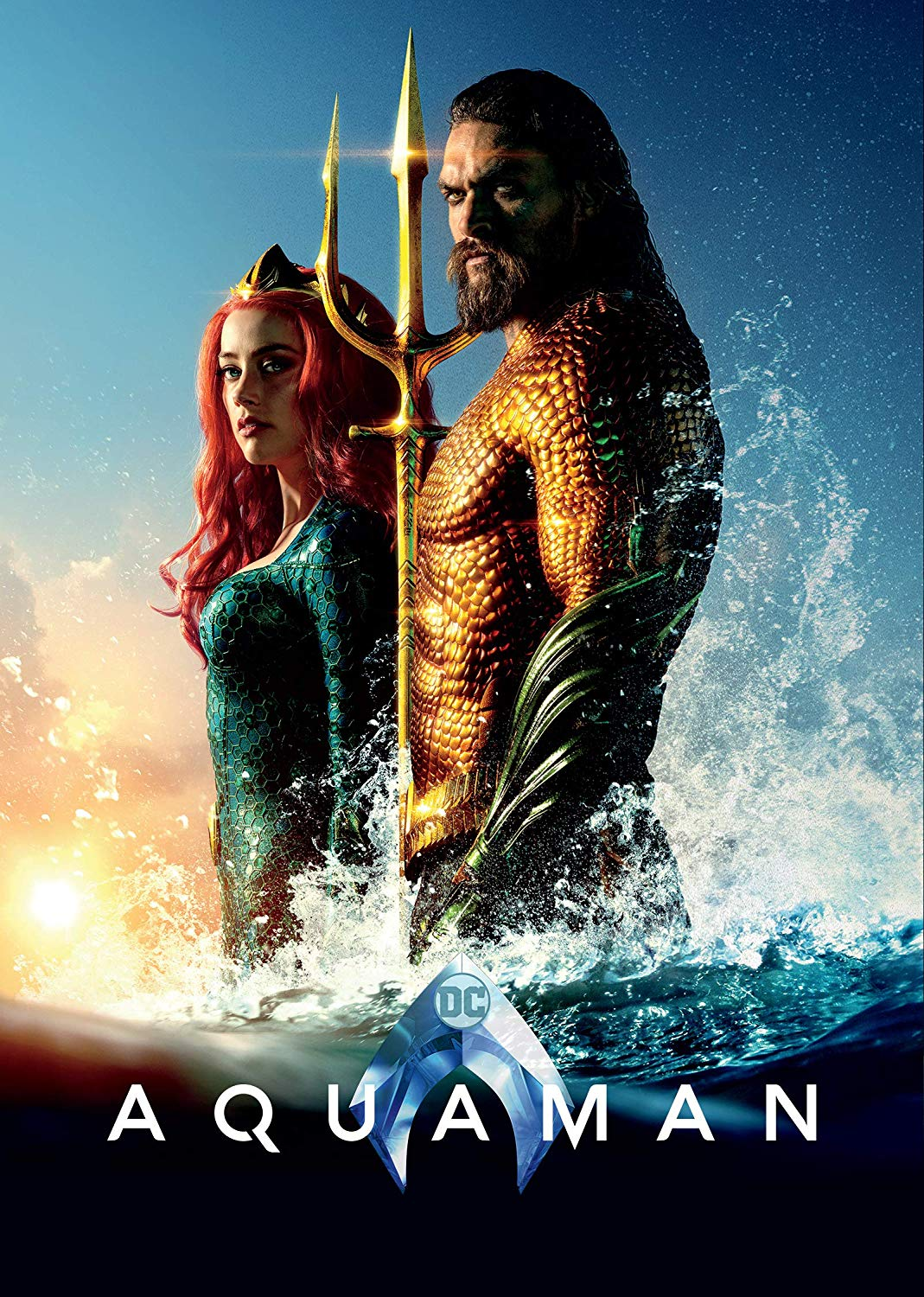 Aquaman - James Wan [DVD]