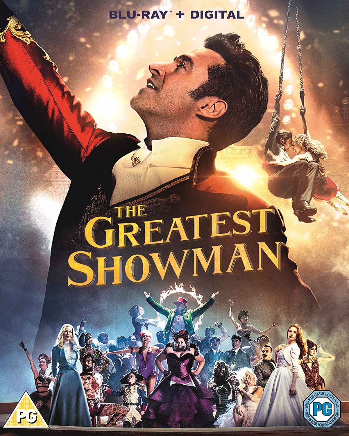 The Greatest Showman - Michael Gracey [BLU RAY]