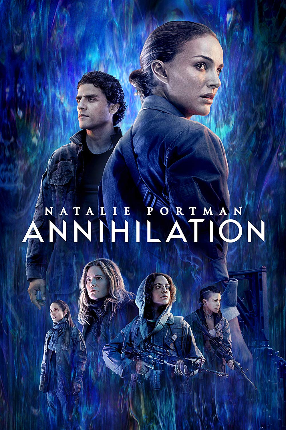 Annihilation - Alex Garland [DVD]
