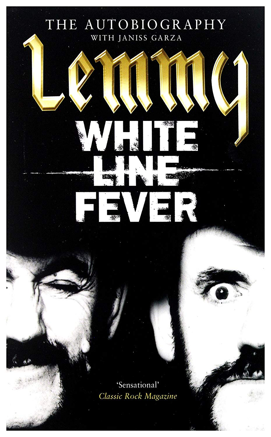 Lemmy: The Autobiography [Books]