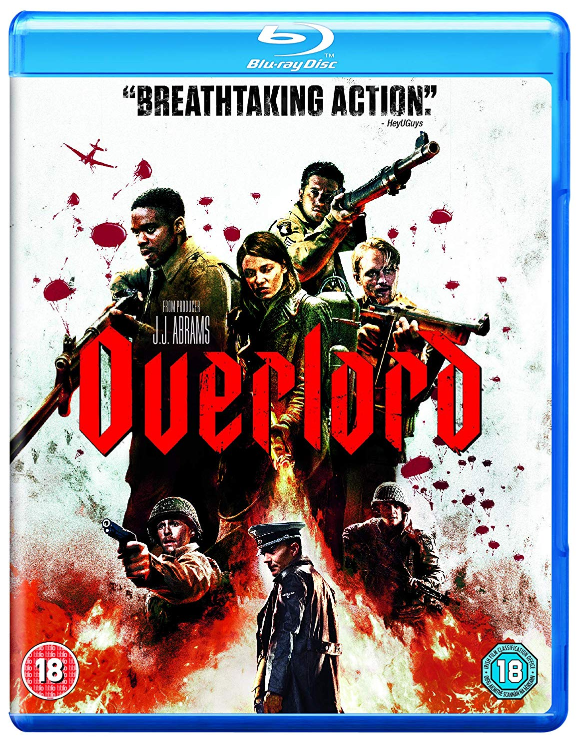 Overlord - Julius Avery [BLU-RAY]