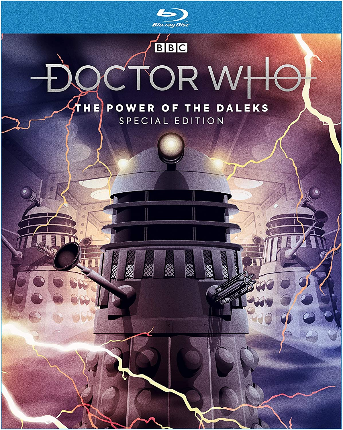 Doctor Who - The Power Of The Daleks Special Edition [Blu-Ray] (Due out 03.07.20)