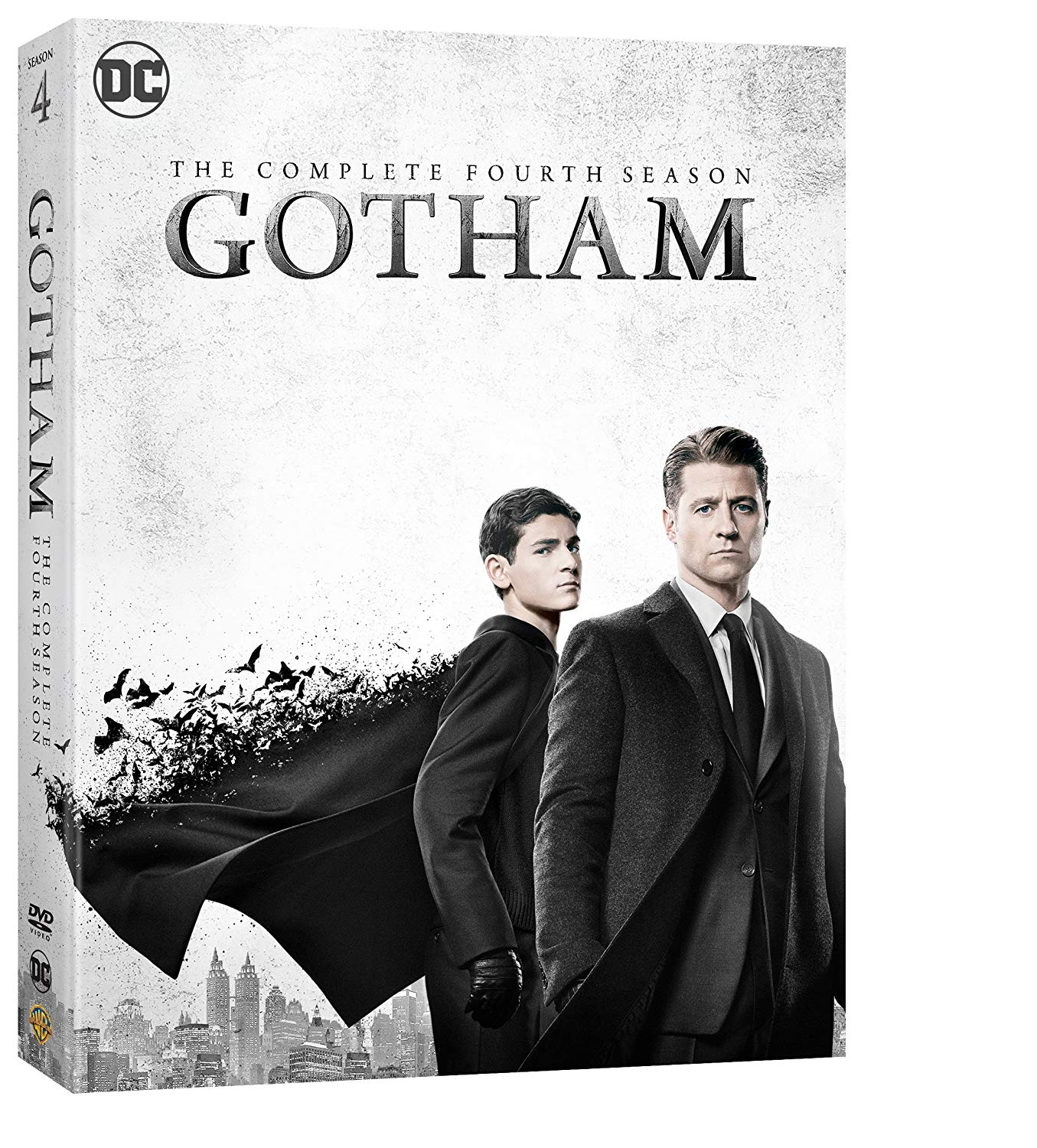 Gotham: The Complete Fourth Season [DVD]
