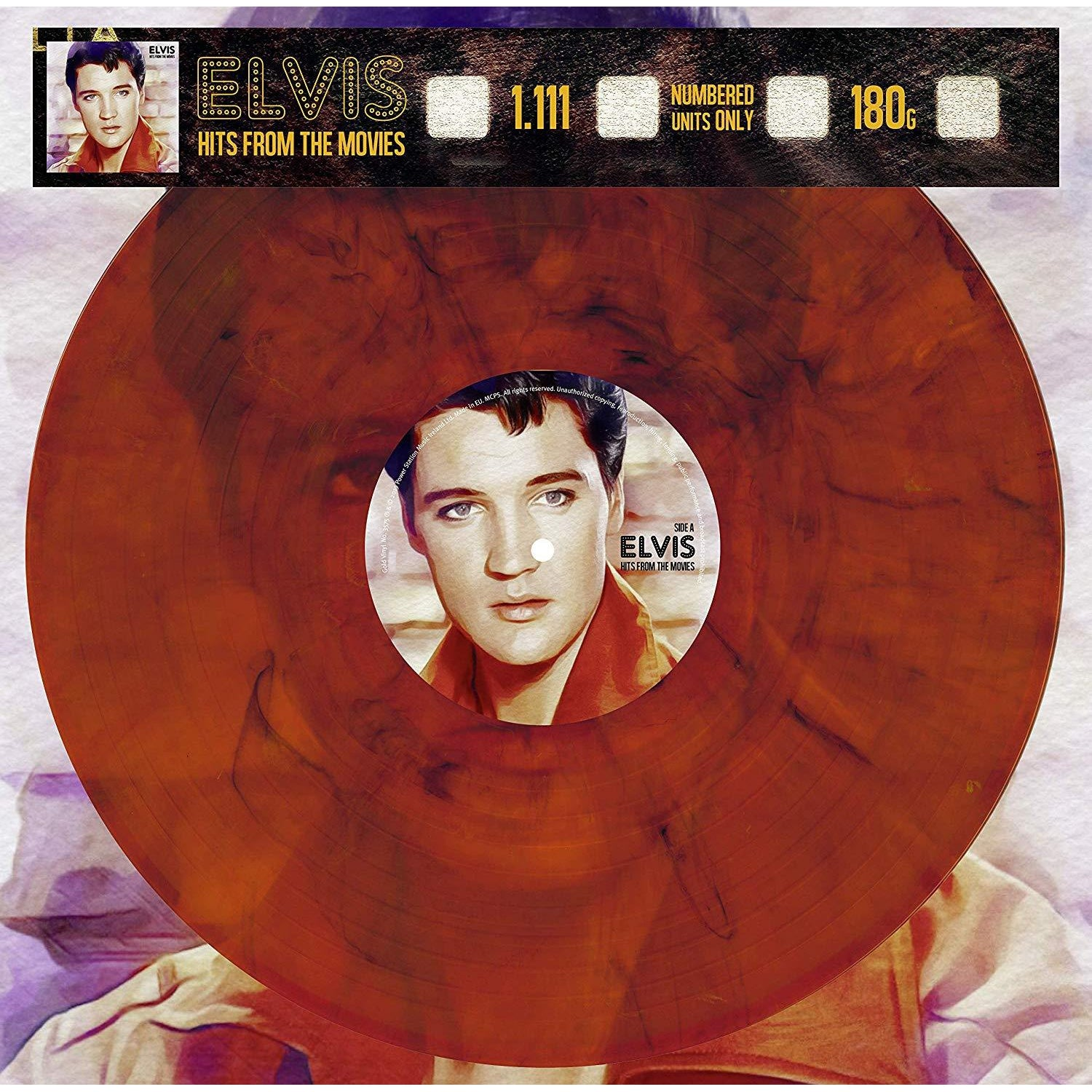 Elvis: - Hits from the Movies [Colour Vinyl]