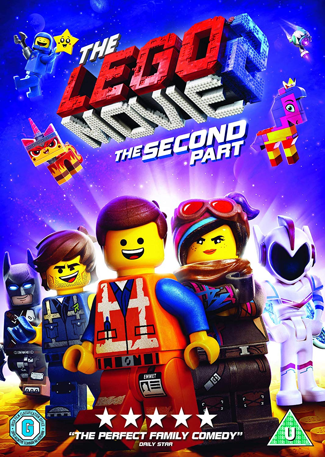 The LEGO Movie 2 - Mike Mitchell [DVD]