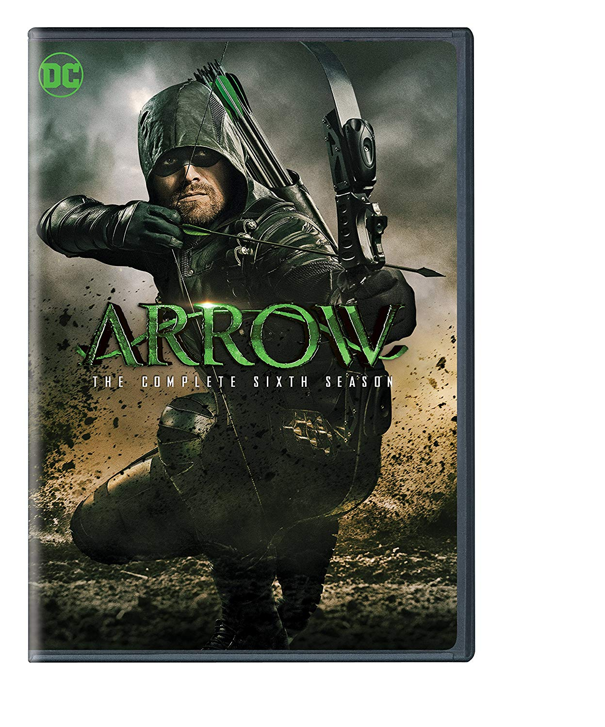 Arrow: The Complete Sixth Season [DVD]